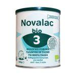 Novalac Bio 3 Βιολογικό Ρόφημα Γάλακτος Σε Σκόνη Για Μικρά Παιδιά 400g