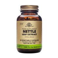 Solgar Nettle Leaf Extract (Urtica dioica) Ενισχυμένα Φυτικά Εκχυλίσματα 60 Veg. Caps