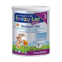 Frezylac Pure 3 Βιολογικό Γάλα 10m+ 400gr