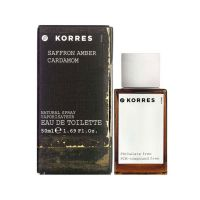 Korres Κολόνια Saffron Amber Cardamom Men Eau de Toilette 50ml
