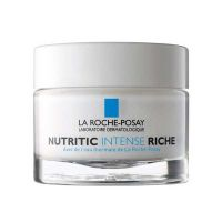 La Roche-Posay Nutritic Καταπραϋντική Κρέμα Προσώπου Πλούσιας Υφής Για Πολύ Ξηρό Δέρμα 50ml