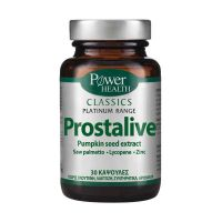 Power Health Classics Platinum Prostalive 30 κάψουλες