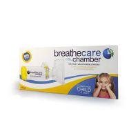 Asepta Breathcare Chamber Child  Συσκευή Εισπνοής Φαρμάκου Με Αντιστατική Βαλβίδα 1-5 Ετών 175ml 1τμχ