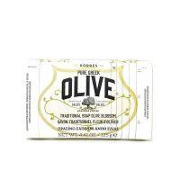 Korres Olive Παραδοσιακό Πράσινο Σαπούνι Άνθη Ελιάς 125gr