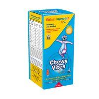 Chewy Vites Kids Πολυβιταμινούχο Plus Βιταμίνες Ζελεδάκια Αρκουδάκια Με Φυσικό Χυμό Φρούτων 60 Fruity Bears