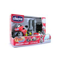 Chicco Ducati Turbo Touch Παιδική Μηχανή Με Ανταλλακτικά 24m+