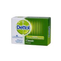 Dettol Classic Αντιβακτηριδιακό Σαπούνι 100gr
