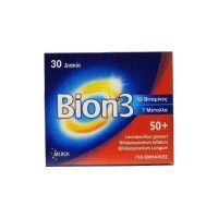 Merck Bion 3 50+ 30 ταμπλέτες