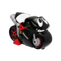 Chicco Ducati Turbo Touch Παιδική Μηχανή Μάυρη 24m+