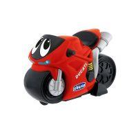 Chicco Ducati Turbo Touch Παιδική Μηχανή Κόκκινη 24m+