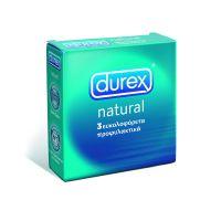Durex Natural 3τμχ