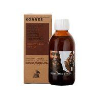 Korres Σιρόπι με Μέλι, Μάραθο, Γλυκάνισο και Θυμάρι 200ml