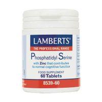 Lamberts Phosphatidyl Serine Complex 60 ταμπλέτες