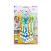 Munchkin Set Πηρούνια & Κουτάλια 6τμχ, 12m+