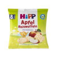 Hipp Ρυζογκοφρετάκι Μήλου 30gr 8m+