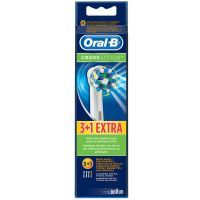 Oral-B Cross Action Ανταλλακτικά 3+1τμχ