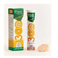 Power Health Vitamin C 300mg 20 αναβράζοντα δισκία