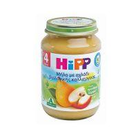 Hipp Φρουτόκρεμα Μήλο με Αχλάδι Βιολογικής Καλλιέργειας 190gr