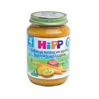 Hipp Βρεφικό Γεύμα Βοδινό με Πατάτες & Καρότα 190gr