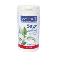 Lamberts Sage 2500mg 90 ταμπλέτες