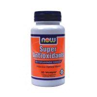 Now Foods Super Antioxidants 60 φυτικές κάψουλες