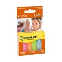 Ohropax Ωτοασπίδες Color SNR:35db 8 τεμάχια