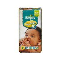 Pampers New Baby 3 Midi 50pcs