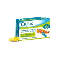 Quies EarPlanes Earplugs Children