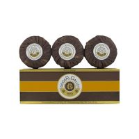 Roger & Gallet Bois d' Orange Invigorating Perfumed Soaps 3x100gr
