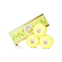 Roger & Gallet Citron Energising Perfumed Soaps 3x100gr