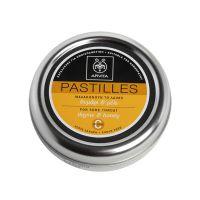 Apivita Παστίλιες Για Πονόλαιμο Με Μέλι & Θυμάρι 45g