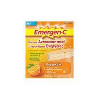 Pfizer Emergen-C Super Orange 1000mg 10 φακελίσκοι Πορτοκάλι