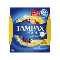 Tampax Compak Pearl Regular 18τμχ