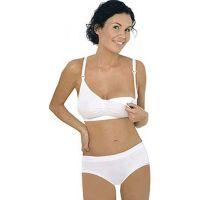 Carriwell Σουτιέν Θηλασμού Χωρίς Ραφές Μπεζ XL