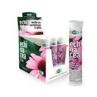 Science of Nature Echinacea Frizz Συμπλήρωμα Διατροφής Με Εχινάκια Ασπίδα Για Κρυολόγημα & Γρίπη  20 Αναβράζουσες Ταμπλέτες