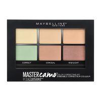 Maybelline Master Camo Διορθωτική Παλέτα Προσώπου 01 Light 6.5gr