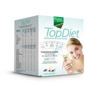 Power Health Top Diet Υποκατάστατο Γεύματος Με Γεύση Βανίλια 10*35g