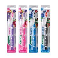 Gum Junior Παιδική Οδοντόβουρτσα 7-9 Ετών Μαλακή Monster