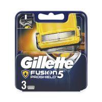 Gillette Fusion Proshield Ανταλλακτικές Κεφαλές 3τμχ
