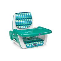 Chicco Mode Mars Ανυψωτικό Κάθισμα Για Καρέκλα Πράσινο 6Μ
