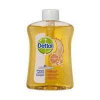 Dettol Refresh Ανταλλακτικό Αντιβακτηριδιακό Κρεμοσάπουνο 250ml