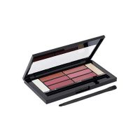 Maybelline Color Drama Lip Contour Palette Light Blushed Bombshell