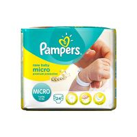PAMPERS PREMIUM PROTECTION NEW BABY MICRO 1-2,5KG 24ΤΜΧ