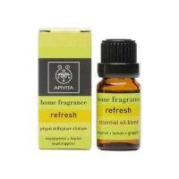 Apivita Home Fragrance Refresh Μίγμα Αιθέριων Ελαίων 10ml