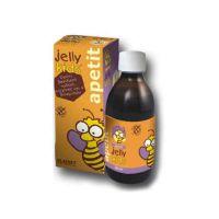 Jelly Kids Apetit Παιδικό Συμπλήρωμα Διατροφής Για Ανοσοποιητικό, Ενέργεια & Οστά 250ml