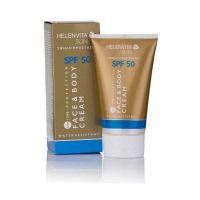 Helenvita Sun Αντιηλιακή Κρέμα Προσώπου/Σώματος Spf50 150ml