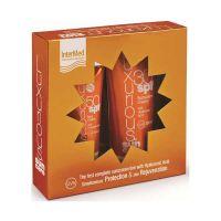 Luxurious Sun Care Set Αντιηλιακή Κρέμα Προσώπου Κατά Της Γυαλάδας Spf50 75ml & Αντιηλιακή Κρέμα Σώματος Spf30 200ml