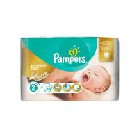 Pampers Premium Care New Baby Πάνες 2 3-6kg 38τμχ