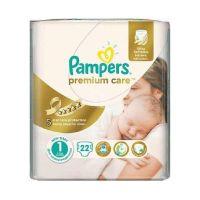 Pampers Premium Care New Baby Πάνες 1 2-5kg 22τμχ