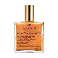 Nuxe Prodigieuse Huile Or Ιριδίζον Ξηρό Λάδι Για Πρόσωπο/Σώμα/Μαλλιά Για Όλες Τις Επιδερμίδες 100ml